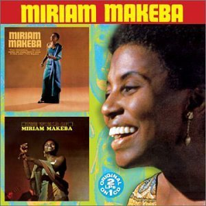 Miriam Makeba Miriam Makeba World Of Miriam 2 On 1