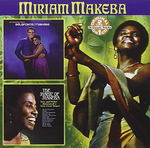 Miriam Makeba Evening With Magic Of 2 On 1