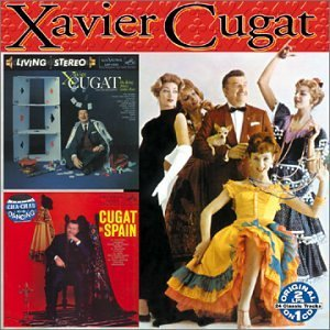 Xavier Cugat King Plays Some Aces Cugat In 2 On 1