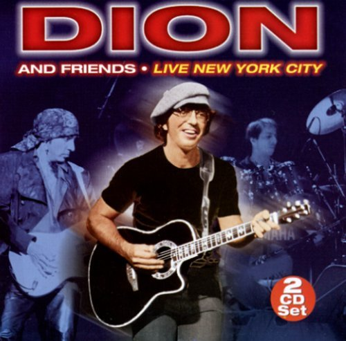 Dion & Friends Live New York City 2 CD