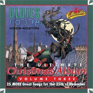 Wods 103 Fm Boston Vol. 3 Ultimate Christmas Albu Wods 103 Fm Boston