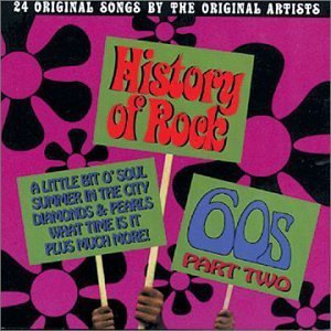 History Of Rock Pt. 2 60's History Of Rock