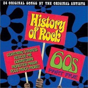 History Of Rock Pt. 5 60's History Of Rock