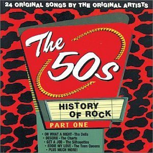 History Of Rock Pt. 1 50's History Of Rock