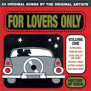 History Of Rock Vol. 1 For Lovers Only History Of Rock