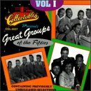 Great Groups Vol. 1 Great Groups Of The 50s Great Groups
