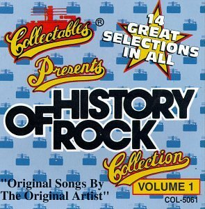 History Of Rock N Roll Vol. 1 History Of Rock N Roll History Of Rock N Roll