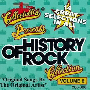 History Of Rock N Roll Vol. 8 History Of Rock N Roll History Of Rock N Roll