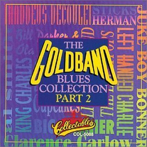 Goldband Blues Collection Vol. 2 Goldband Blues Collecti Goldband Blues Collection