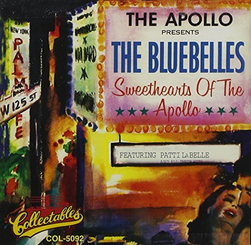 Patti & Bluebelles Labelle At The Apollo