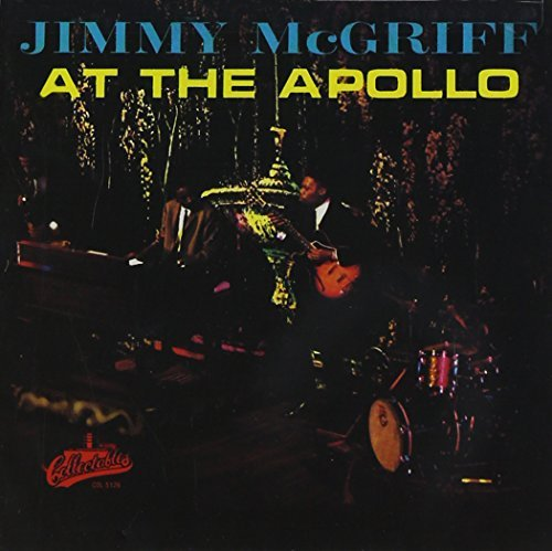 Jimmy Mcgriff At The Apollo