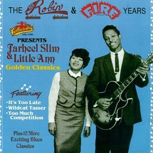 Tarheel Slim & Little Ann Red Robin & Fire Years
