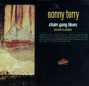 Sonny Terry Chain Gang Blues