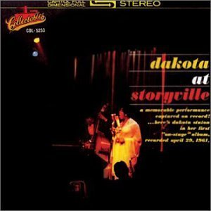 Dakota Staton At Storyville