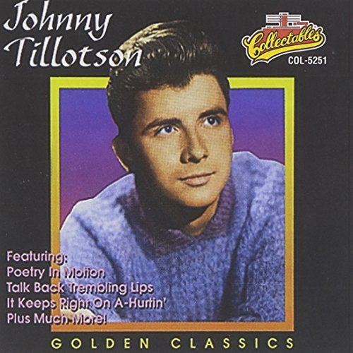 Johnny Tillotson Golden Classics