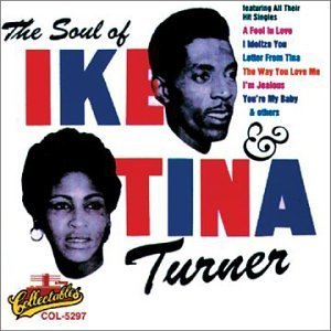 Ike & Tina Turner Soul Of