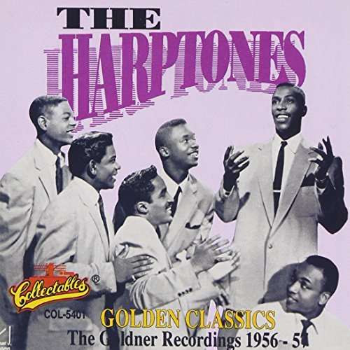 Harptones Goldner Recordings 1956 57