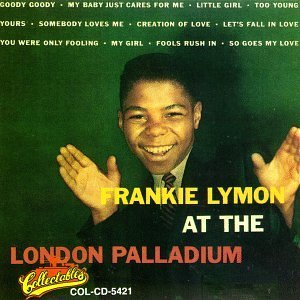 Frankie Lymon At The London Palladium