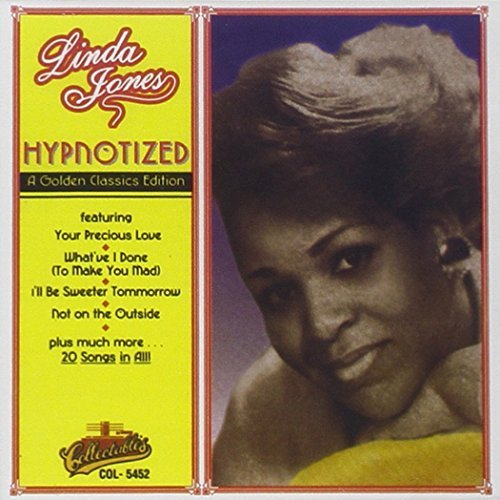 Linda Jones Hypnotized 20 Golden Classics