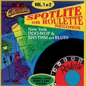 Spotlite On Roulette Record Vol. 1 Roulette Records Spotlite On Roulette Records