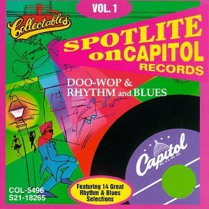 Spotlite On Capitol Records Vol. 1 Capitol Records Spotlite On Capitol Records