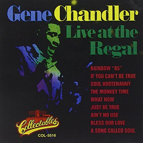 Gene Chandler Live At The Regal