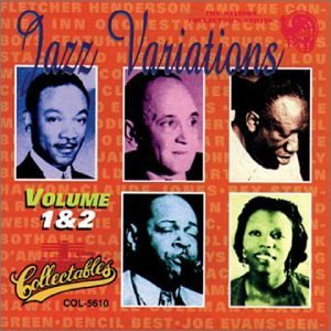 Jazz Variations Vol. 1 2 Jazz Variations Jazz Variations
