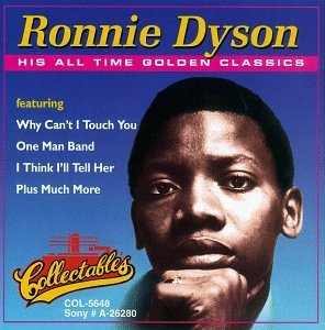 Ronnie Dyson His All Time Golden Classics