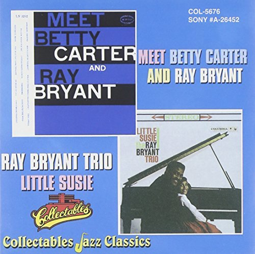 Carter Bryant Meet Betty Carter & Ray Bryant 2 On 1