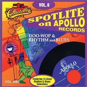 Spotlite On Apollo Records Vol. 6 Spotlite On Apollo Reco Spotlite On Apollo Records