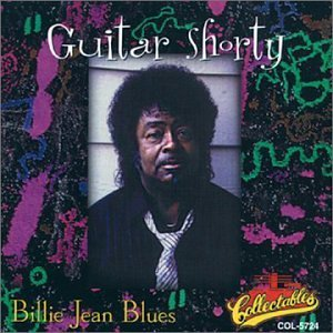 Guitar Shorty Billie Jean Blues