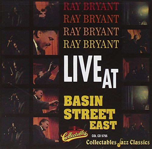 Ray Bryant Live At The Basin Street East