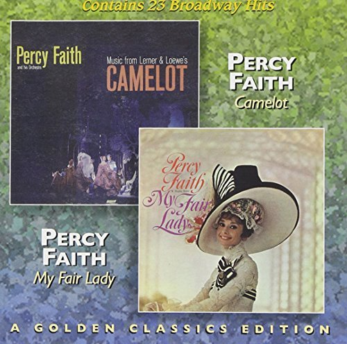 Percy Faith Camelot My Fair Lady 2 On 1
