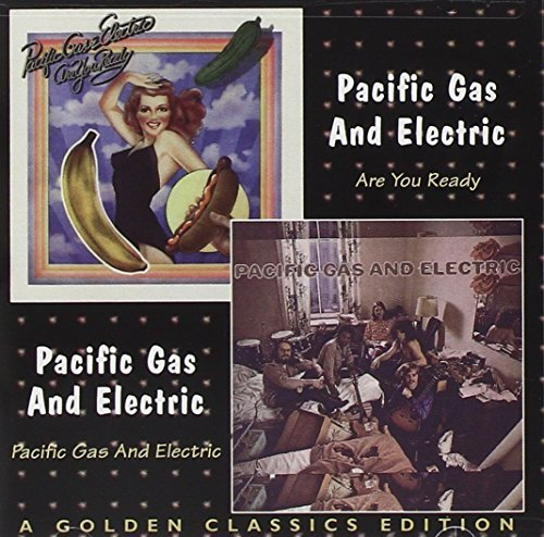 Pacific Gas & Electric Golden Classics Edition Golden Classics Edition