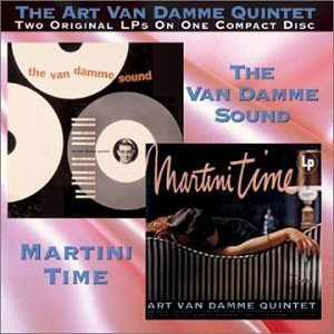 Art Van Damme Van Damme Sound Martini Time 2 On 1