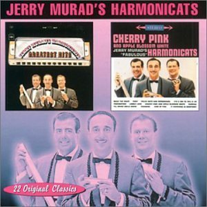 Jerry & His Harmonicats Murad Greatest Hits Cherry Pink & Ap 2 On 1