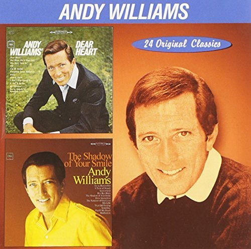 Andy Williams Dear Heart Shadow Of Your Smil 2 On 1