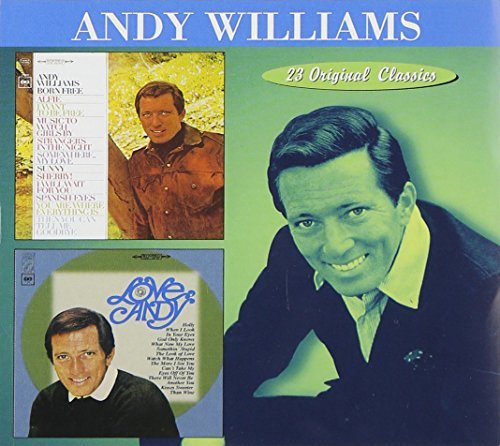 Andy Williams Born Free Love Andy 2 On 1