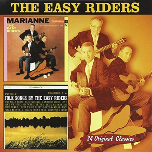 Easy Riders Marianne Wanderin Folk Songs 2 On 1