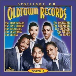 Spotlite On Old Town Record Vol. 2 Old Town Records Spotlite On Old Town Record