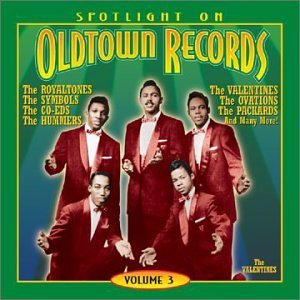 Spotlite On Old Town Record Vol. 3 Old Town Records Spotlite On Old Town Record