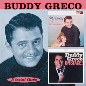 Buddy Greco My Buddy On Stage Very Best Of 2 On 1
