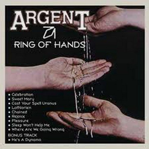 Argent Ring Of Hands