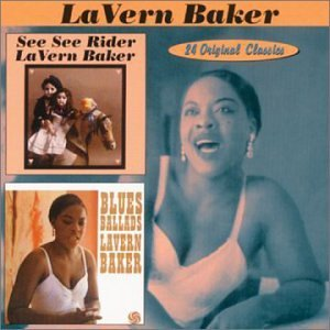 Lavern Baker See See Ryder Blues Ballads 2 On 1