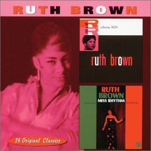 Ruth Brown Ruth Brown Miss Rhythm 2 On 1
