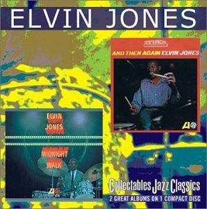 Elvin Jones Then Again Midnight Walk 2 On 1