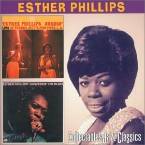 Esther Phillips Burnin Confessin The Blues 2 On 1