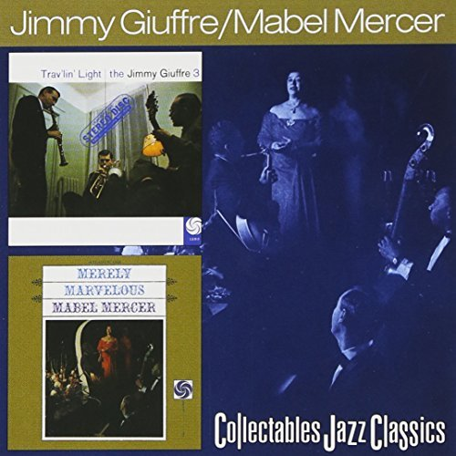 Giuffre Mercer Trav'lin Light Merely Marvelou 2 Artists On 1