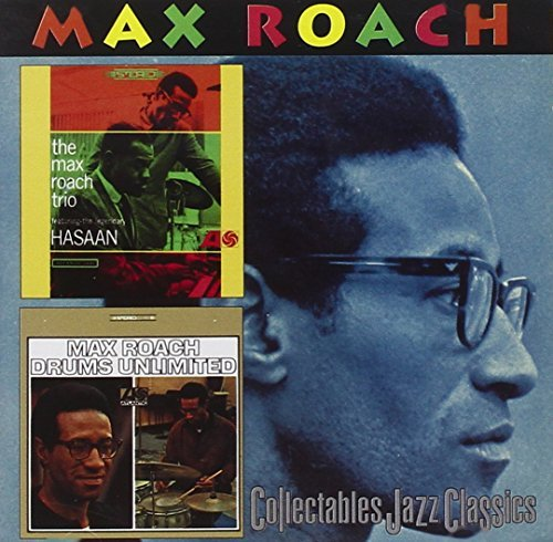 Max Roach Featuring The Legendary Hasaan 2 On 1