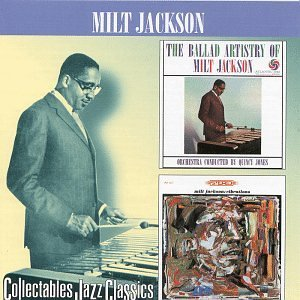 Milt Jackson Ballads Artistry Of Vibrations 2 On 1
